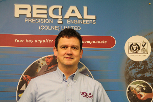 Regal Precision Engineers - Sales Director - Simon Kitchen