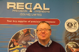 Regal Precision Engineers - Finance - Ian Sorbie
