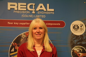 Regal Precision Engineers - Accounts - Shereen Trayford