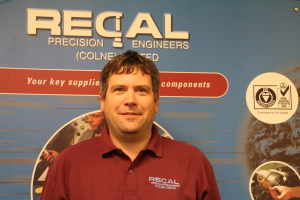 Regal Precision Engineers - Engineering Manager - Engineering - Ian Banks