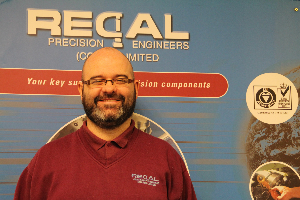 Regal Precision Engineers - Quality Manager - Paul Charnock
