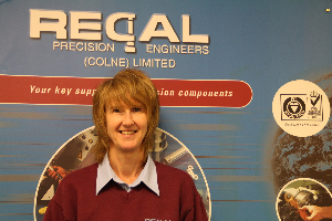 Regal Precision Engineers - Production Engineer - Janis Rimmer